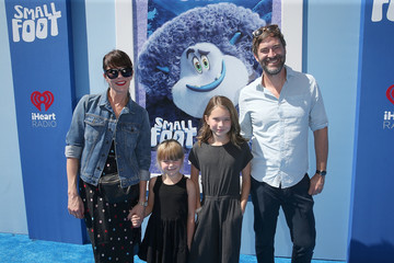 Katie Aselton Premiere Of Warner Bros. Pictures' 'Smallfoot' - Red Carpet