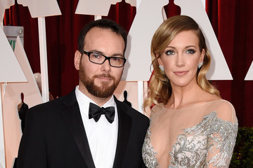 Katie Cassidy Arrivals at the 87th Annual Academy Awards — Part 3