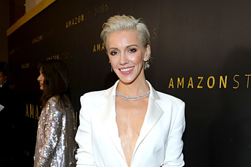 Katie Cassidy Amazon Studios Golden Globes After Party - Red Carpet