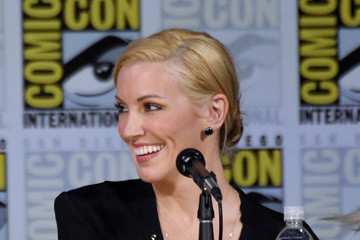 Katie Cassidy Comic-Con International 2017 - 'Arrow' Video Presentation and Q&A