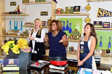 Katie Chin SPAMERICAN Tour Kick-Off Hosted By Sunny Anderson