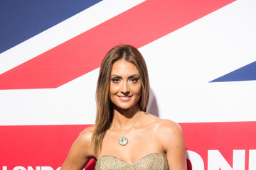 Katie Cleary Premiere of Focus Features' 'London Has Fallen' - Arrivals