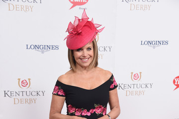 Katie Couric 143rd Kentucky Derby - Red Carpet