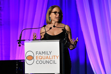 Katie Couric Family Equality Council's Night At The Pier At Pier Sixty