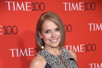 Katie Couric 2017 Time 100 Gala - Red Carpet