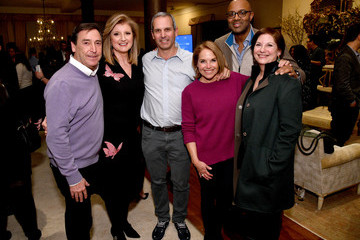 Katie Couric National Geographic's 'Valley Of The Boom' Screening