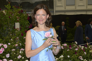 Katie Derham VIP Preview Day at the Chelsea Flower Show