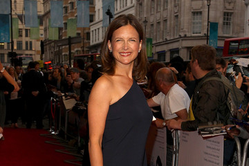 Katie Derham Shadow Dancer - UK Film Premiere