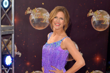 Katie Derham Guests Attend 'Strictly Come Dancing 2015'