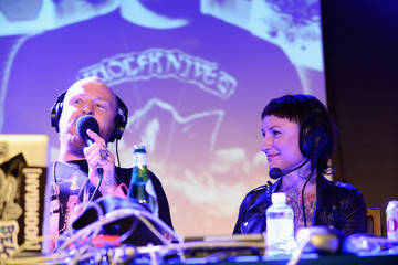 Katie Gilbert SiriusXM's The Jason Ellis Show Live From Vinyl At The Hard Rock Hotel In Las Vegas