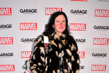 Katie Grand Marvel and Garage Magazine New York Fashion Week Event