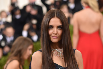 Katie Holmes 'Manus x Machina: Fashion In An Age of Technology' Costume Institute Gala - Arrivals