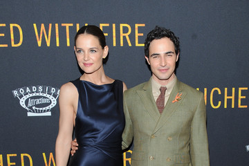 Katie Holmes 'Touched with Fire' New York Premiere