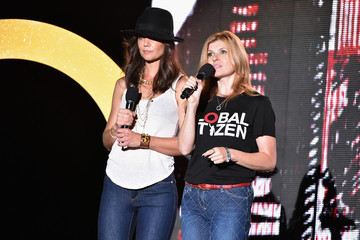 Katie Holmes 2014 Global Citizen Festival In Central Park To End extreme Poverty By 2030 - Show