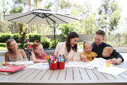 Katie Holmes Visits Ronald McDonald House Westmead