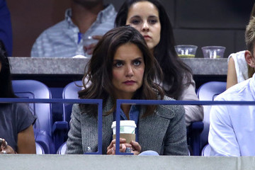 Katie Holmes 2017 US Open Tennis Championships - Day 11