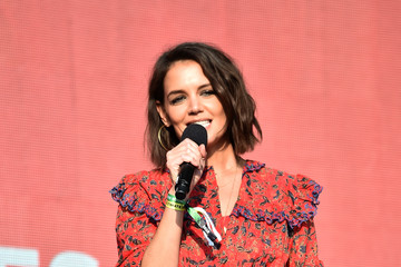 Katie Holmes 2018 Global Citizen Festival: Be The Generation - Show