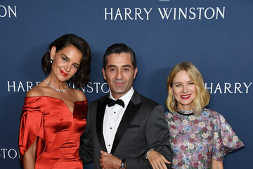 Katie Holmes Harry Winston Unveils 'New York Collection'