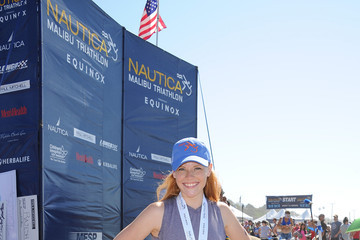 Katie Leclerc Nautica Malibu Triathlon Presented By Equinox