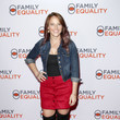 Katie Leclerc Family Equality Los Angeles Impact Awards 2019