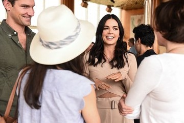 Katie Lee Food Network & Cooking Channel New York City Wine & Food Festival