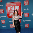 "Katie Lowes Premiere Of Disney's ""Ralph Breaks The Internet"" - Arrivals"
