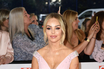 Katie Piper National Television Awards 2021 - Red Carpet Arrivals