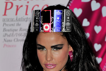 Katie Price Katie Price launches Boutique iPod Range - Photocall