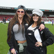 Katie Price Celebrity Charity Match At Northampton Town Football Club