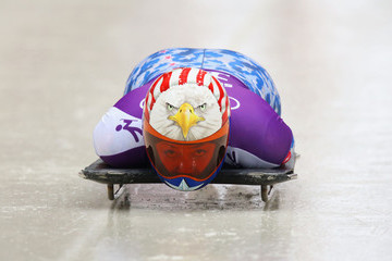 Katie Uhlaender Around the Games: Day 4 - 2014 Winter Olympic Games