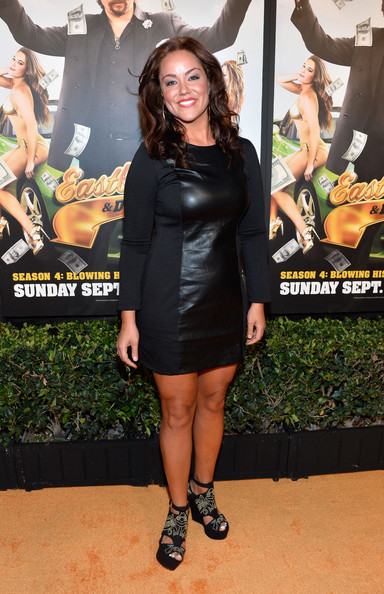 Eastbound and down red carpet in this photo katy mixon actress katy