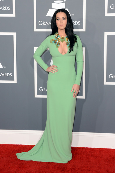 Katy Perry - The 55th Annual GRAMMY Awards - Arrivals