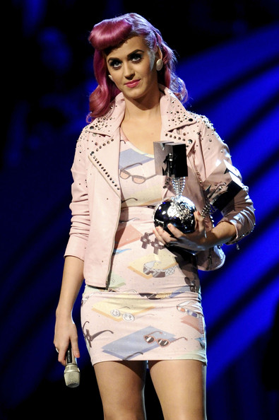 Katy Perry Katy Perry presents on stage during the MTV Europe Music Awards 2011 live show at at the Odyssey Arena on November 6, 20 11 in Belfast, Northern Ireland.