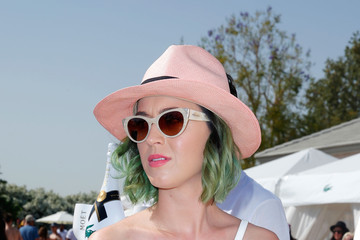 Katy Perry LACOSTE Beautiful Desert Pool Party - Day 1