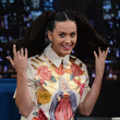 Katy Perry Visits 'Late Night with Jimmy Fallon'
