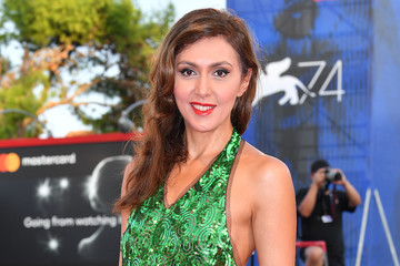 Katya Mtsitouridze 'The Shape of Water' Premiere - 74th Venice Film Festival