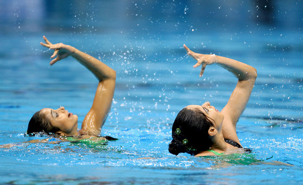 19th Commonwealth Games - Day 3: Synchronised Swimming