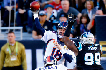 Kawann Short Super Bowl 50 - Carolina Panthers v Denver Broncos