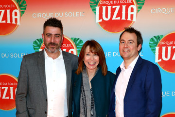 "Kay Burley Cirque Du Soleil's ""LUZIA"" At The Royal Albert Hall - Red Carpet Arrivals"