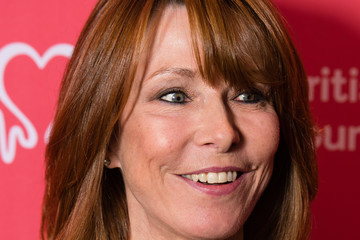 Kay Burley The British Heart Foundation's 'Heart Hero' Awards - Red Carpet Arrivals
