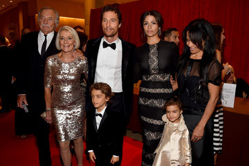 Kay McConaughey Arrivals at the American Cinematheque Award