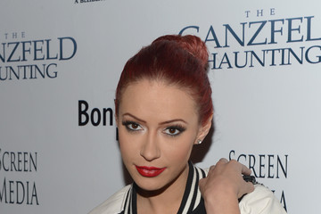 "Kaya Jones Premiere Of Screen Media Darkside's ""Ganzfeld Haunting"" - Arrivals"