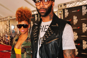 Kaylin Garcia BET Hip Hop Awards 2012 - Red Carpet