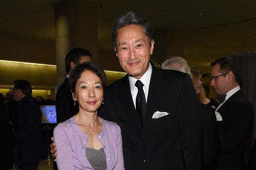 Kazuo Hirai Pre-GRAMMY Gala And Salute To Industry Icons Honoring Martin Bandier - Red Carpet