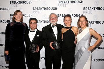 Kazutoshi Mori 2018 Breakthrough Prize - Backstage