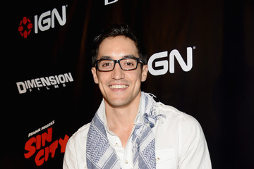Keahu Kahuanui 'Sin City: A Dame to Kill For' Party at Comic-Con