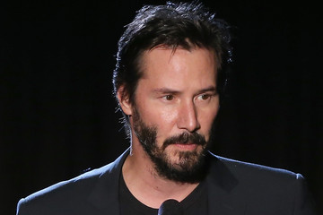 """Keanu Reeves The Motion Picture & Television Fund Presents """"Reel Stories Real Lives"""" - Inside"""