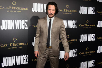 Keanu Reeves Premiere Of Summit Entertainment's 'John Wick: Chapter Two' - Arrivals