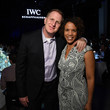 Kebe Dunn IWC Schaffhausen Third Annual 'For The Love Of Cinema' Gala During Tribeca Film Festival - Inside