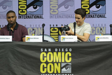 Keean Johnson Comic-Con International 2018 - RZA: Movies, Music, And Martial Arts